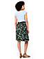 Women's Pull-on Lyocell Print A-Line Skirt