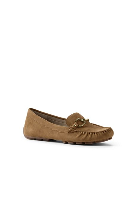 Women's Buckle Driving Mocs