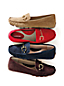 Women's Casual Buckle Loafers