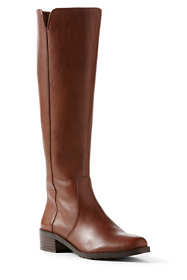 Women's Wide Classic Riding Boots