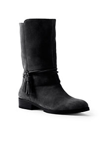 Women's Slouchy Suede Boots