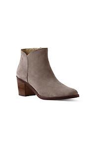 Womens Chelsea Rain Boots - 7 - BLUE Lands End Quality Free Shipping For Sale Cheap Nicekicks rNmNKA