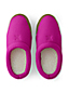 Les Pantoufles en Polaire, Femme Pied Standard