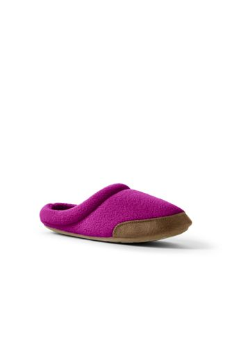 Fleece-Clogs für Damen