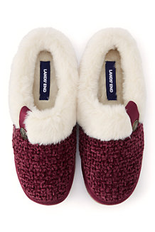 Women's Chunky Knit Slippers
