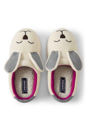 Les Pantoufles Animaux en Polaire, Enfant