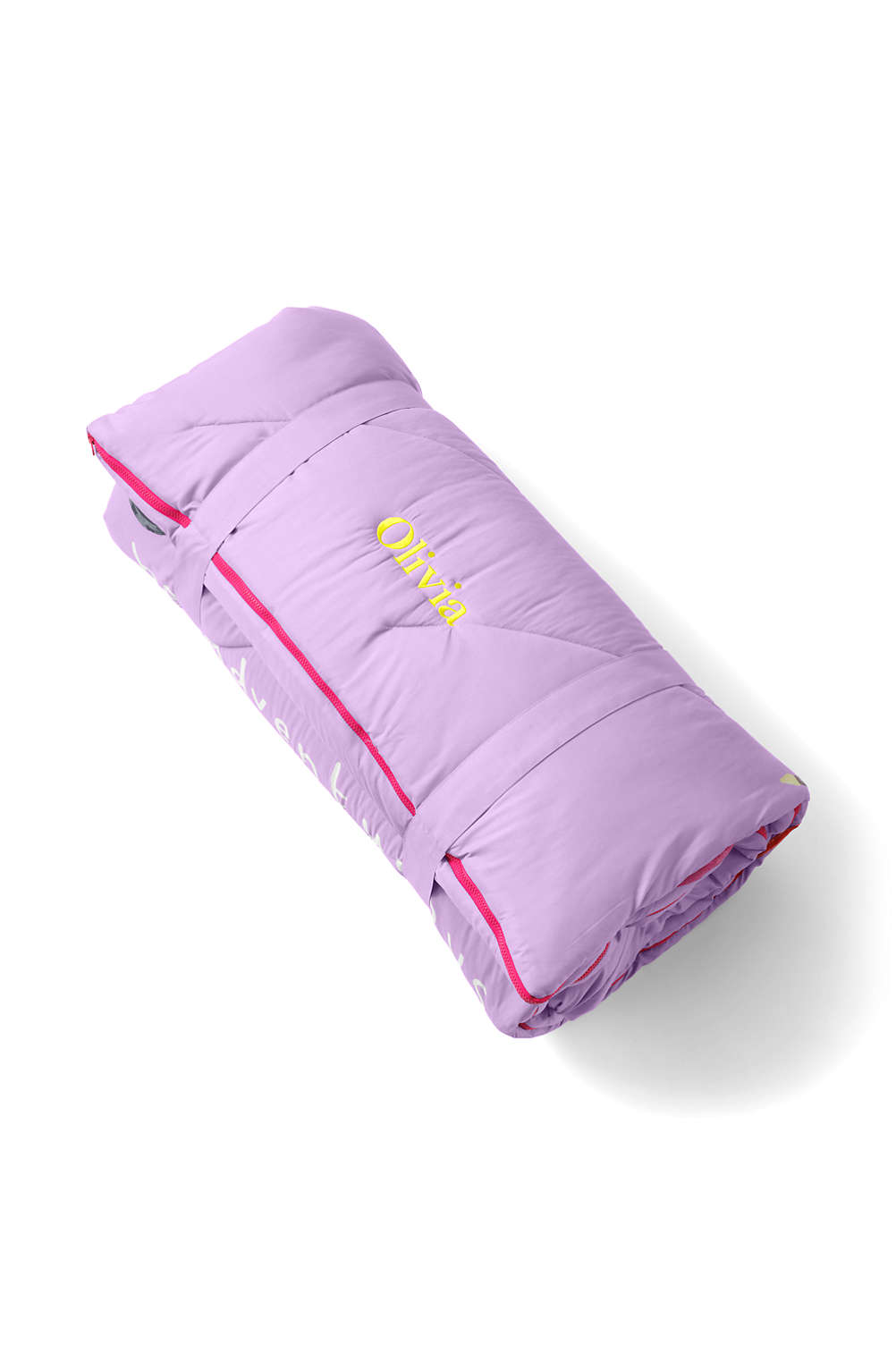 Kids Sleeping Bag With Pillow