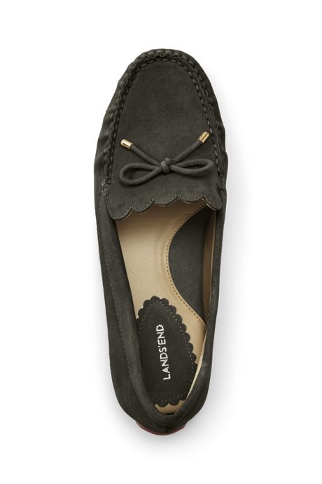 Women's Scallop Driving Shoes