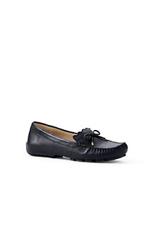 Women's Scalloped Driving Shoes
