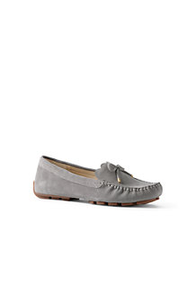 Women's Casual Scalloped Loafers