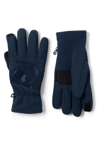 Men's Touchscreen Fleece Gloves