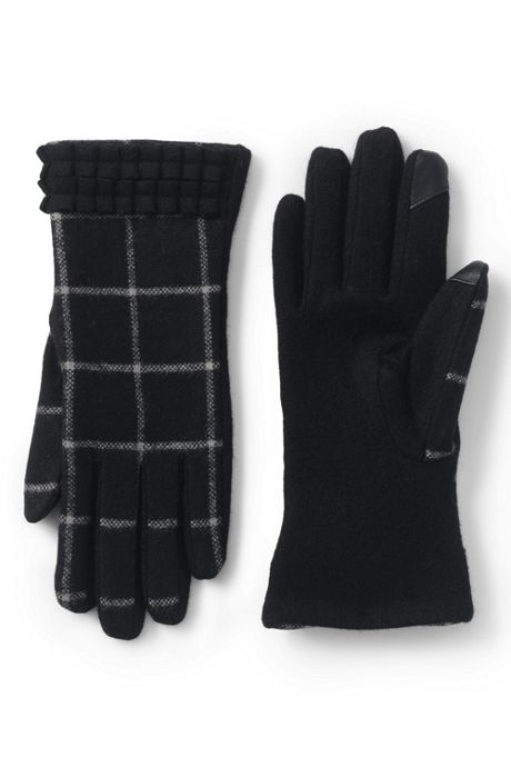 Women's Wool EZ Touch Texting Gloves