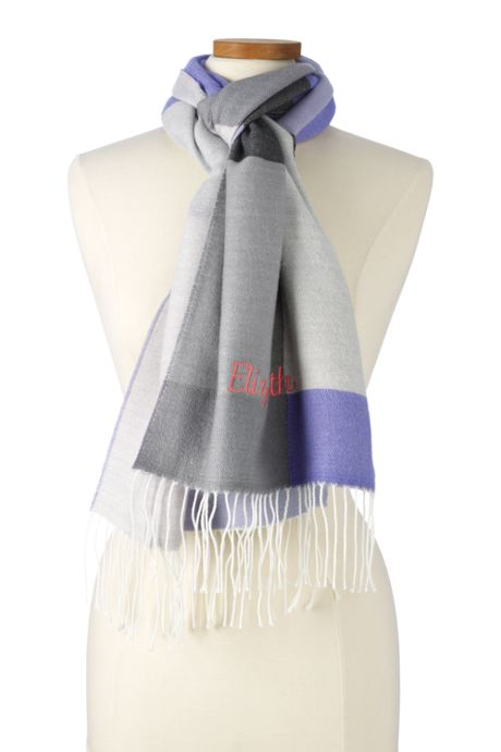 Women's Luxetouch Colorblock Scarf