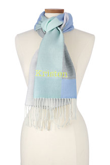 Women's Luxetouch Colourblock Scarf