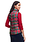 Women's Petite Down Patterned Gilet