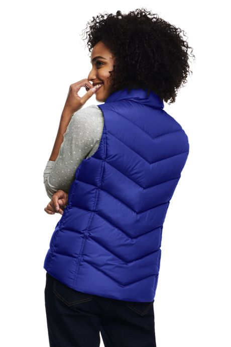 Women's Tall Down Vest