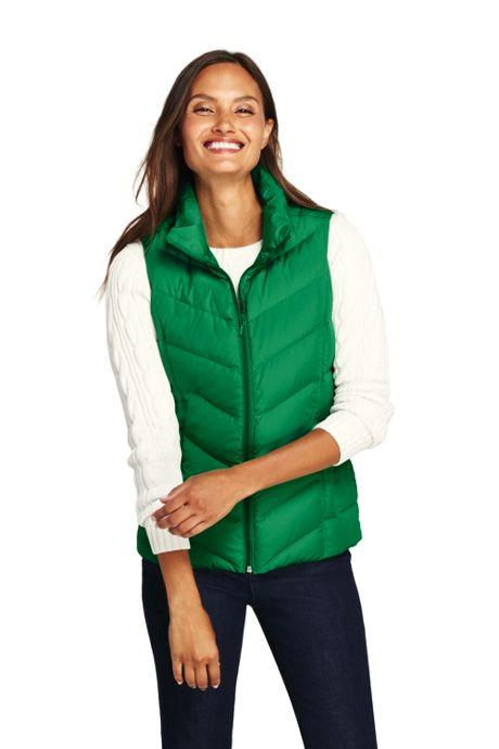 Women's Down Puffer Vest