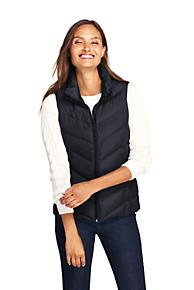 ac56719fb127 Women's Winter Vests, Warm Puffer Vests | Lands' End
