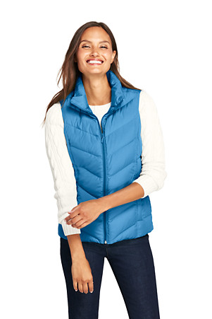 a38e900a8c6 Women's Down Gilet | Lands' End