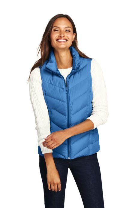 Women's Tall Down Puffer Vest