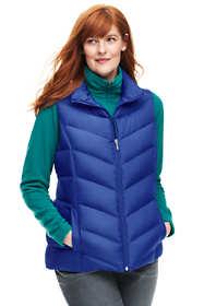 Women's Plus Size Petite Down Vest