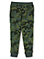 Little Boys' Iron Knees Camouflage Cargo Joggers