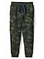 Le Pantalon de Jogging Cargo Iron Knee Camouflage, Petit Garçon