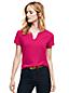 Le T-Shirt en Coton Modal Stretch, Femme Stature Standard