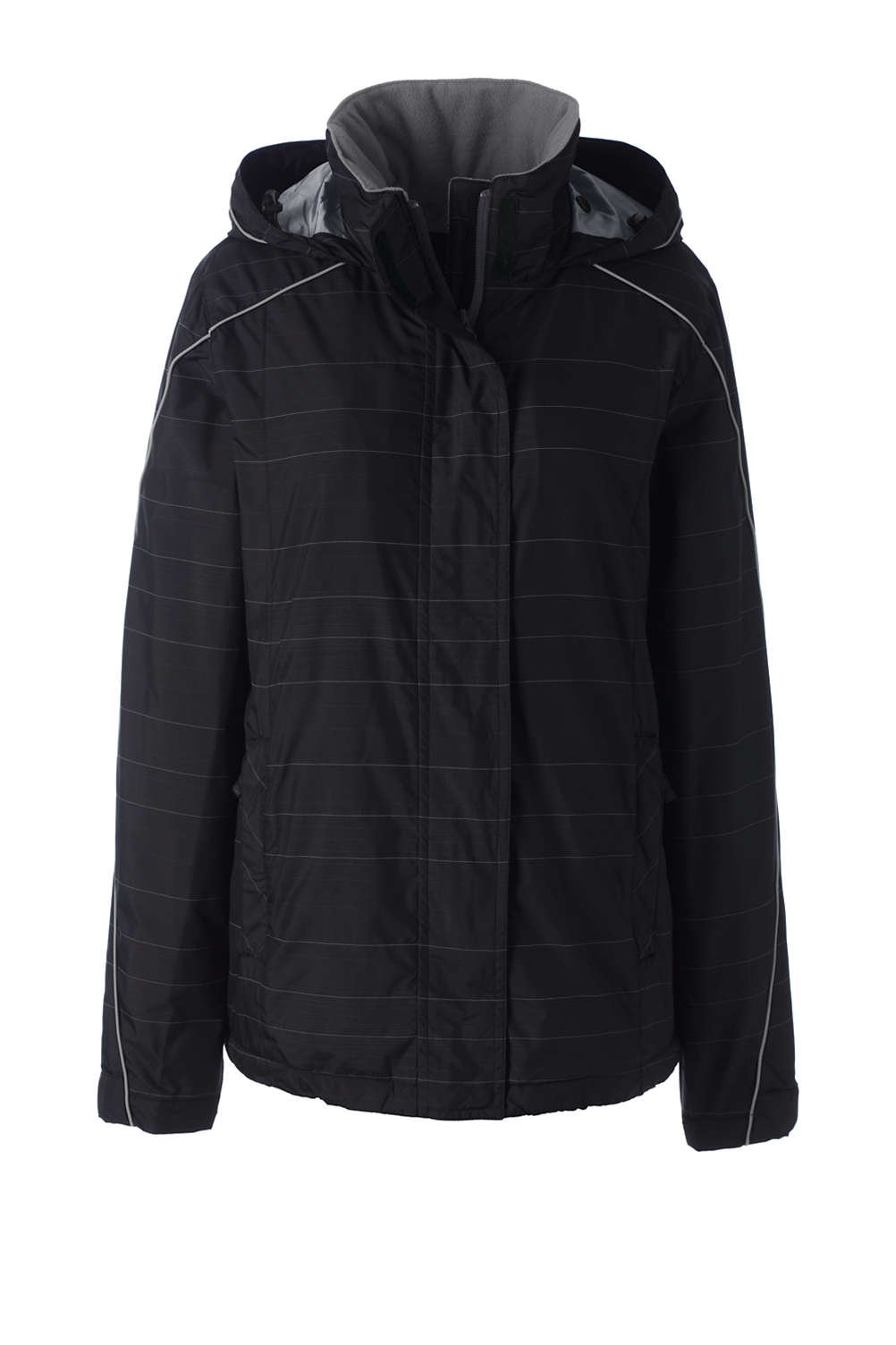 1f0e978e Women's Reflective Jacket from Lands' End