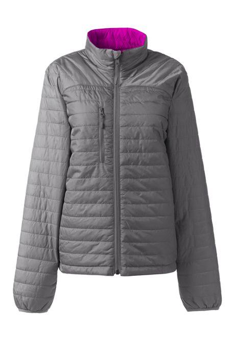 Women's Reversible Nylon Jacket