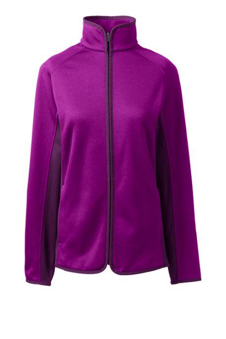 Women's Textured Performance Fleece Jacket