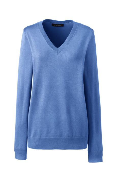 Women's Plus Performance V-neck Sweater