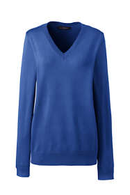 Women's Performance V-neck Sweater
