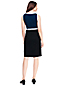 Women's Colourblock Ponte Shift Dress