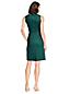 La Robe Fourreau Ponte Stretch Sans Manches, Femme Stature Standard