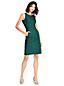 Women's Sleeveless Ponte Jersey Dress