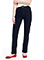Women's High Waisted Jeans, Straight Leg