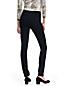 Le Jegging Noir Taille Mi-Haute, Femme Stature Standard