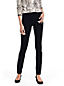 Women's Pull-on Black Skinny Jeans