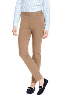Women's Slim Leg Stretch Trousers