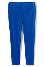 Women's Plus Size Mid Rise Bi-Stretch Pencil Pants