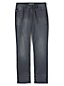 Women's True-Straight Gunmetal Grey Jeans