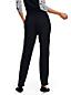 Le Pantalon en Crêpe Style Jogging, Femme Grande Taille