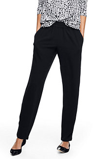 Women's Crepe Easy Jogger Trousers