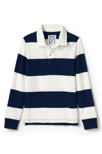Little Boys' Rugby Shirt