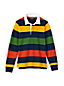 Toddler Boys' Striped Rugby Shirt