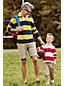 Gestreiftes Rugby-Poloshirt für kleine Jungen
