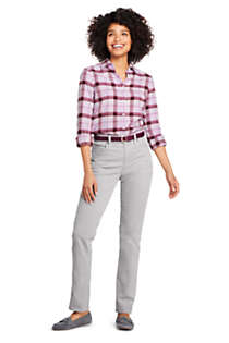 Women's Tall Flannel Shirt, Unknown