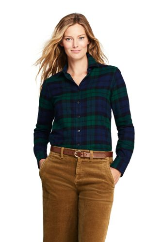 0bb024610 Women s Brushed Flannel Shirt