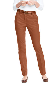 Women's Straight Leg Chinos